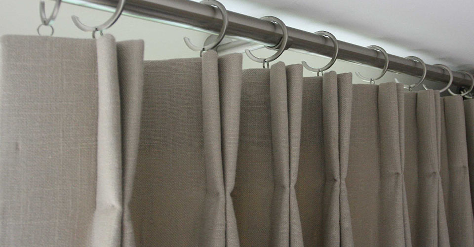 Pinch Pleat Curtains Osdin