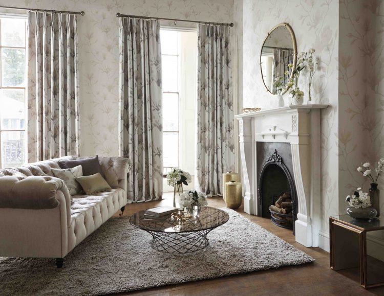Bespoke curtains, blinds and accessories